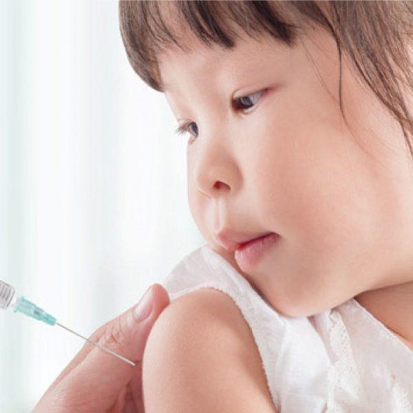幼儿疫苗 (0-6个月)